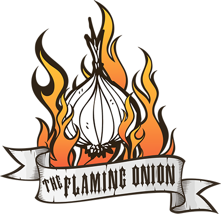 The Flaming Onion